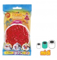 Hama beads midi 1000 perline caramello