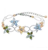 mini kit miyuki spilla farfalla