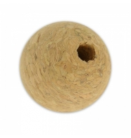 10 perle in legno da rivestire 20 mm